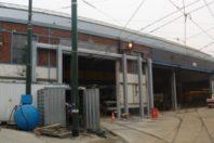 Dépôt de tram site Canon (Ixelles)