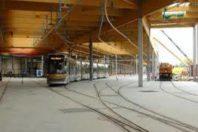 Stib Haren – Nouveau dépôt de tram